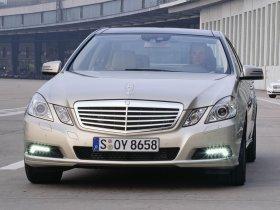 Fotos de Mercedes Clase E Elegance 2009
