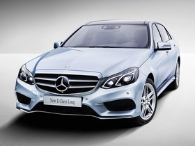 Ver foto 1 de Mercedes Clase E Long W212 China 2013
