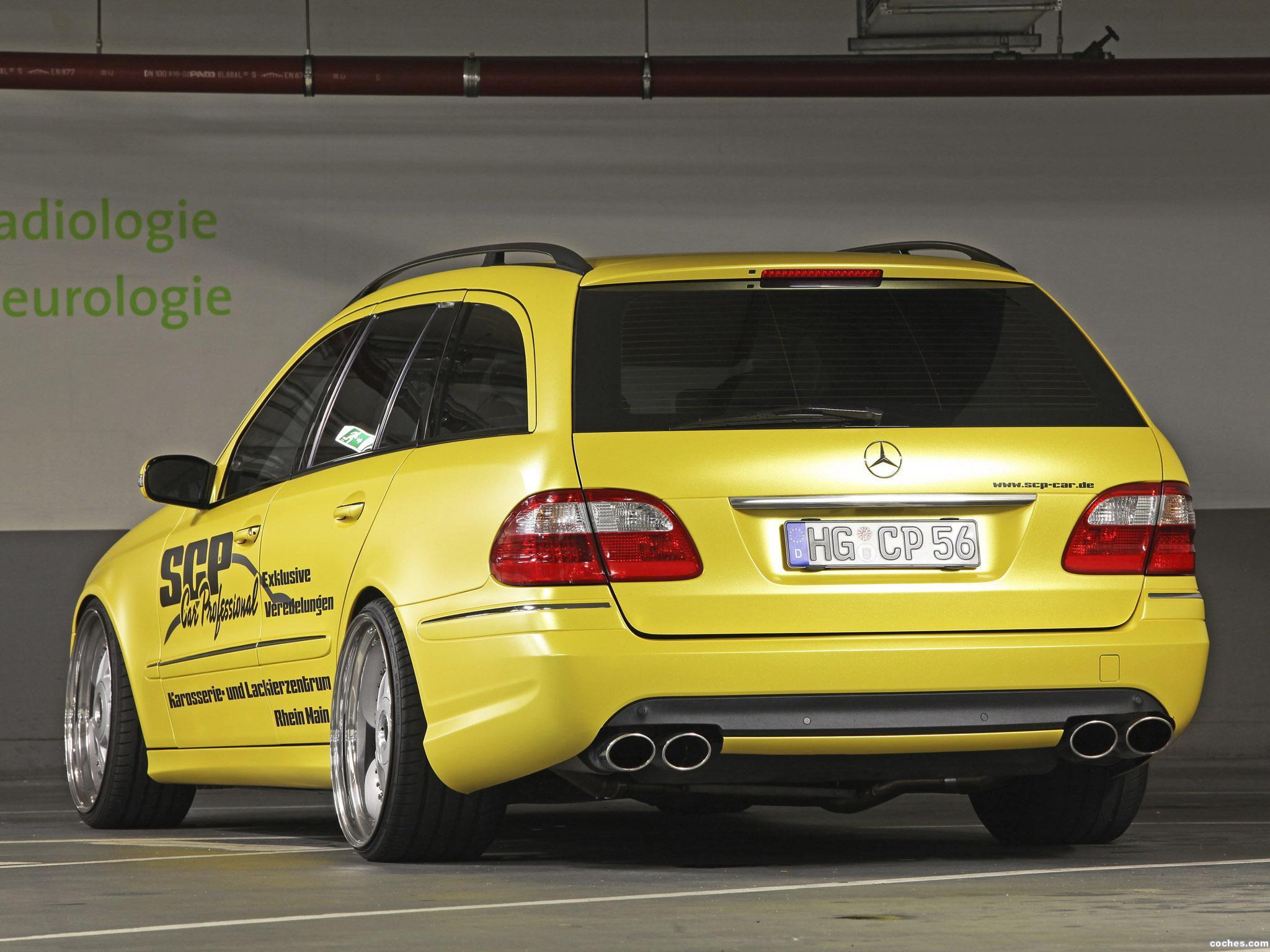 Foto 3 de Mercedes Clase E SCP W211 2012