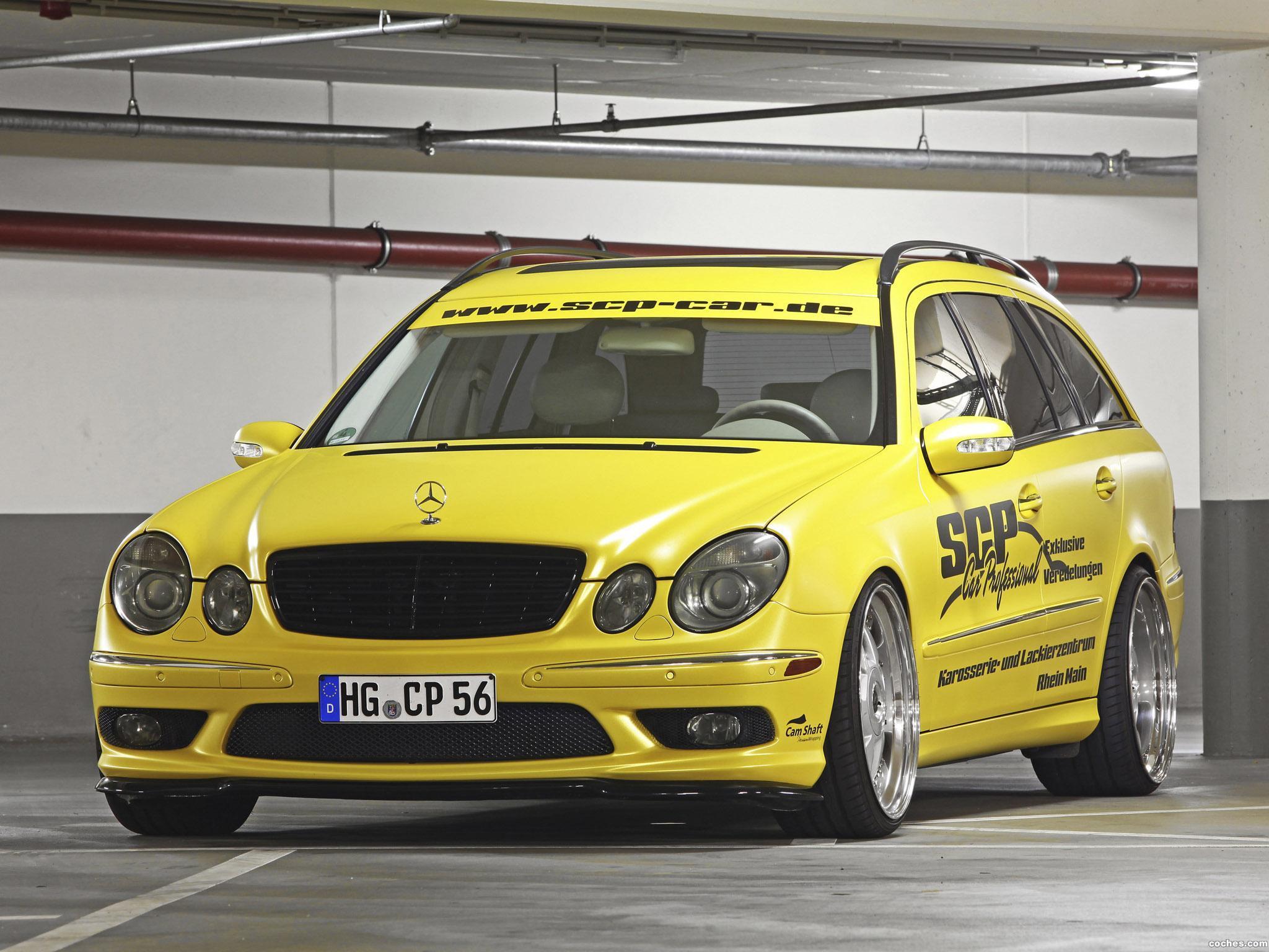 Foto 0 de Mercedes Clase E SCP W211 2012