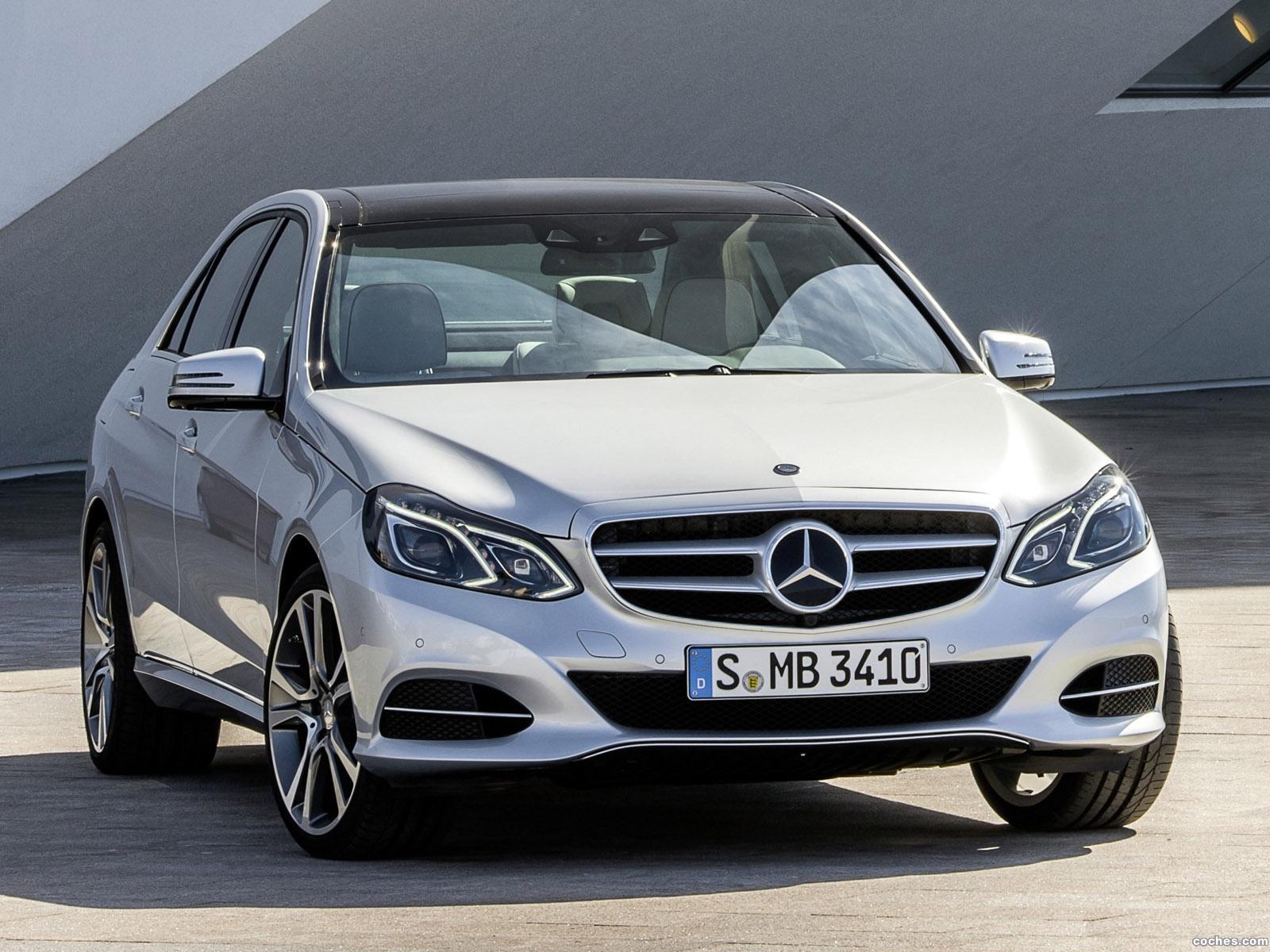 Foto 0 de Mercedes Clase E E350 4MATIC W212 2013
