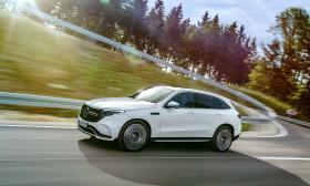 Ver foto 1 de Mercedes EQC 400 4MATIC AMG Line (N293) 2019