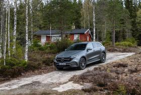 Ver foto 17 de Mercedes EQC 400 4MATIC AMG Line (N293) 2019