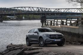 Ver foto 32 de Mercedes EQC 400 4MATIC AMG Line (N293) 2019