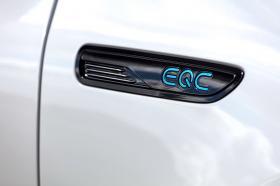 Ver foto 12 de Mercedes EQC 400 4MATIC AMG Line (N293) 2019
