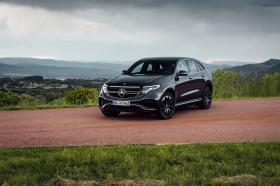 Ver foto 29 de Mercedes EQC 400 4MATIC AMG Line (N293) 2019