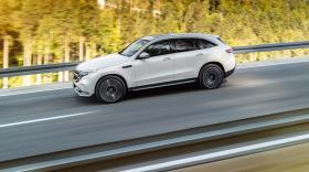 Ver foto 3 de Mercedes EQC 400 4MATIC AMG Line (N293) 2019