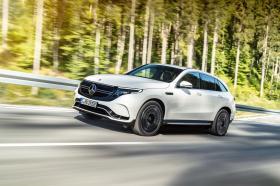 Ver foto 4 de Mercedes EQC 400 4MATIC AMG Line (N293) 2019