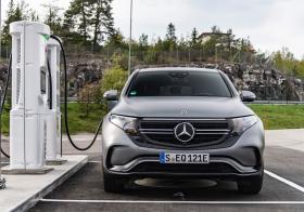 Ver foto 26 de Mercedes EQC 400 4MATIC AMG Line (N293) 2019