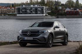 Ver foto 13 de Mercedes EQC 400 4MATIC AMG Line (N293) 2019