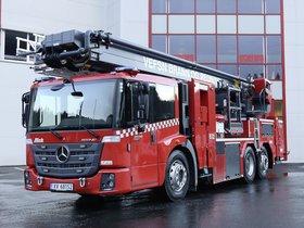Ver foto 1 de Mercedes Econic 2635 Metz TLK 2015