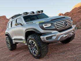 Fotos de Mercedes Ener-G Force Concept 2012
