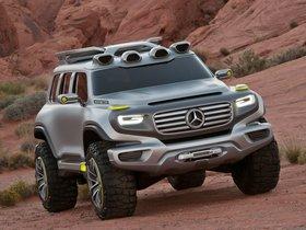 Ver foto 10 de Mercedes Ener-G Force Concept 2012