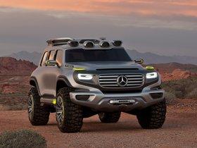 Ver foto 4 de Mercedes Ener-G Force Concept 2012