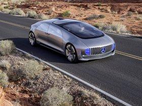 Ver foto 15 de Mercedes F 015 Luxury In Motion 2015