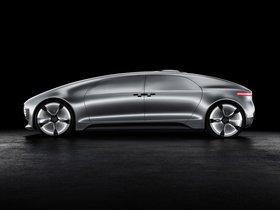 Ver foto 12 de Mercedes F 015 Luxury In Motion 2015