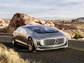 Ver foto 11 de Mercedes F 015 Luxury In Motion 2015