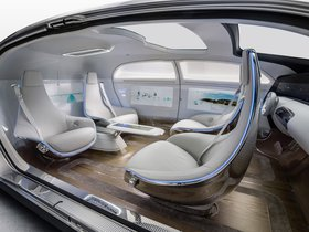 Ver foto 25 de Mercedes F 015 Luxury In Motion 2015
