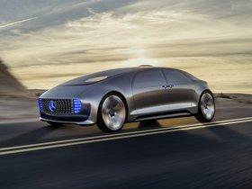 Ver foto 5 de Mercedes F 015 Luxury In Motion 2015
