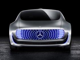 Ver foto 3 de Mercedes F 015 Luxury In Motion 2015