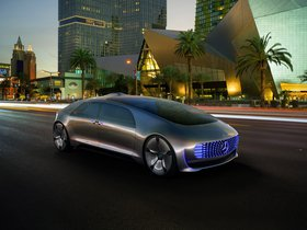 Ver foto 1 de Mercedes F 015 Luxury In Motion 2015