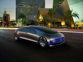 Fotos de Mercedes F 015 Luxury In Motion 2015