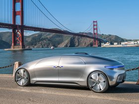 Ver foto 30 de Mercedes F 015 Luxury In Motion 2015