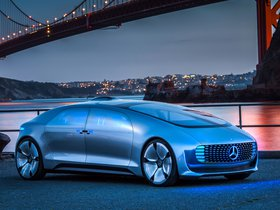 Ver foto 29 de Mercedes F 015 Luxury In Motion 2015