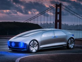 Ver foto 28 de Mercedes F 015 Luxury In Motion 2015