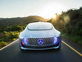Ver foto 27 de Mercedes F 015 Luxury In Motion 2015