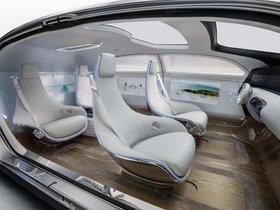 Ver foto 22 de Mercedes F 015 Luxury In Motion 2015