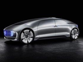 Ver foto 21 de Mercedes F 015 Luxury In Motion 2015