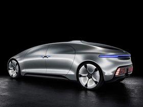 Ver foto 20 de Mercedes F 015 Luxury In Motion 2015