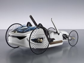 Ver foto 5 de Mercedes F-CELL Roadster Concept 2009