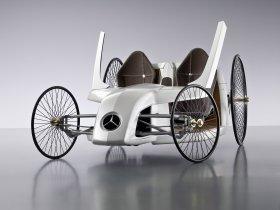 Ver foto 4 de Mercedes F-CELL Roadster Concept 2009