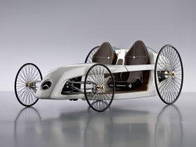 Ver foto 3 de Mercedes F-CELL Roadster Concept 2009