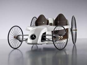 Ver foto 1 de Mercedes F-CELL Roadster Concept 2009