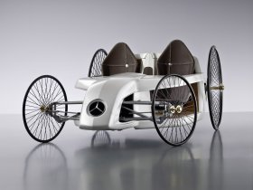 Fotos de Mercedes F-CELL Roadster Concept 2009