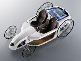Ver foto 10 de Mercedes F-CELL Roadster Concept 2009