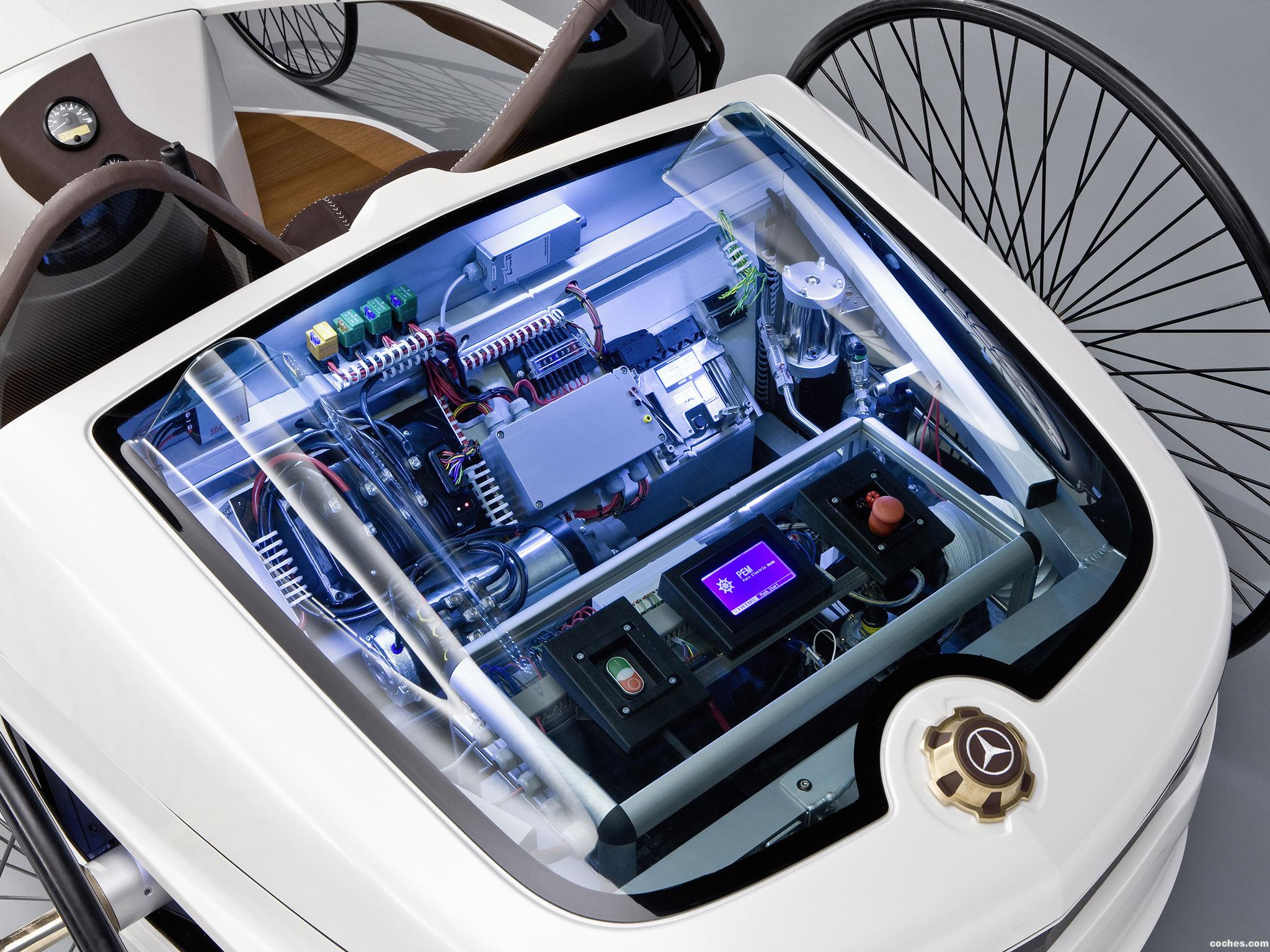 Foto 14 de Mercedes F-CELL Roadster Concept 2009