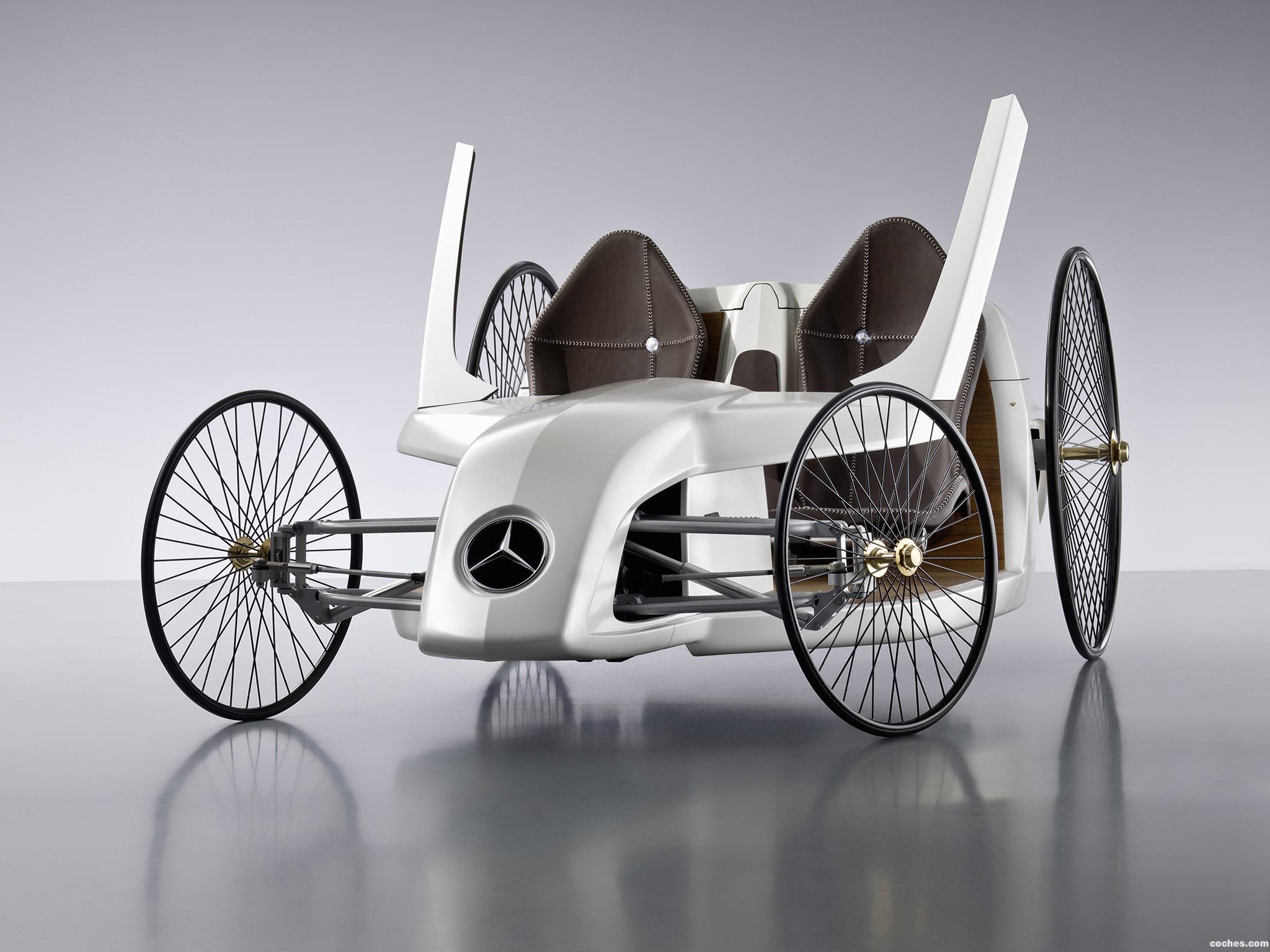 Foto 3 de Mercedes F-CELL Roadster Concept 2009