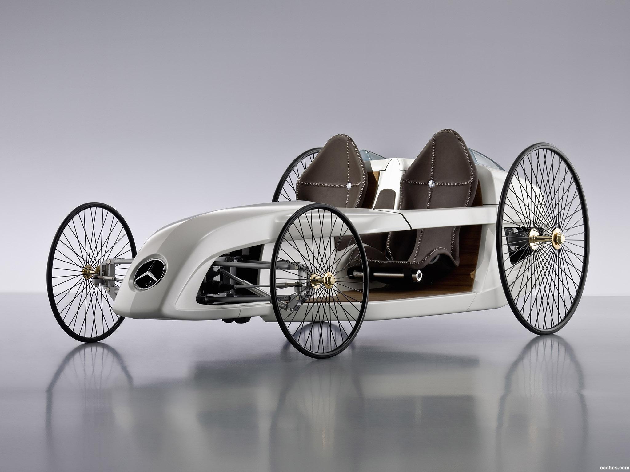 Foto 2 de Mercedes F-CELL Roadster Concept 2009