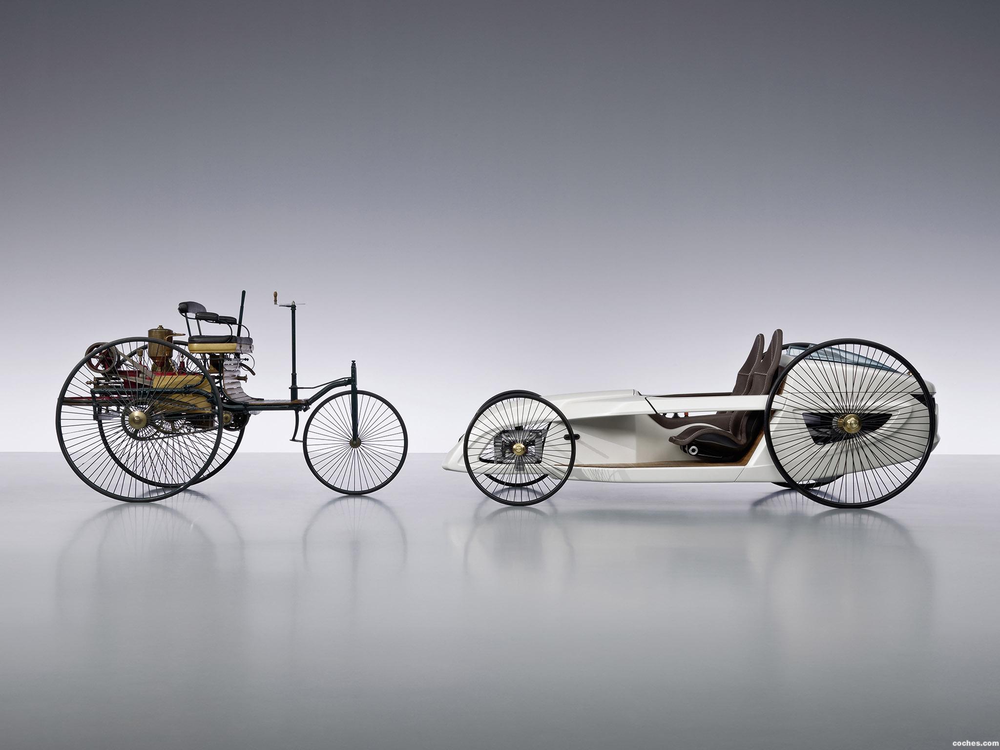 Foto 12 de Mercedes F-CELL Roadster Concept 2009