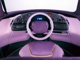 Ver foto 11 de Mercedes F100 Concept 1991