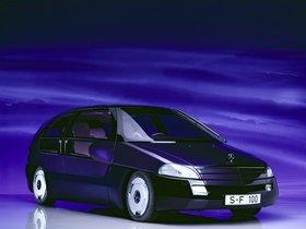 Ver foto 2 de Mercedes F100 Concept 1991