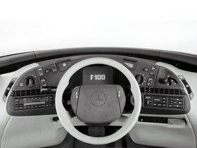 Ver foto 10 de Mercedes F100 Concept 1991