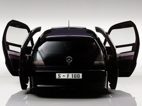 Ver foto 5 de Mercedes F100 Concept 1991