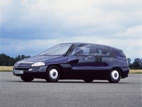 Ver foto 4 de Mercedes F100 Concept 1991