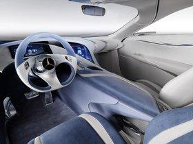 Ver foto 11 de Mercedes F125 Concept 2011