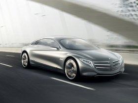Ver foto 2 de Mercedes F125 Concept 2011